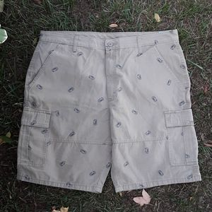 Wrangler Cargo Shorts with Cans